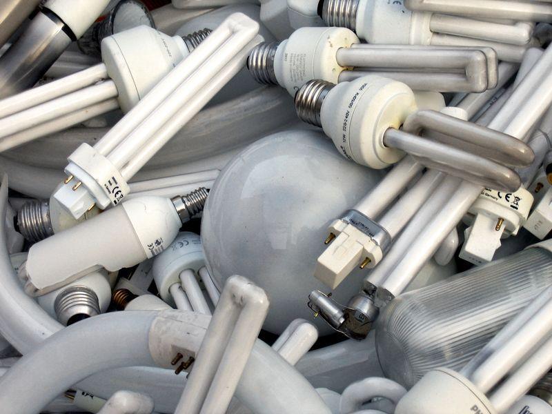 В Гомеле создадут пункт приема энергосберегающих лампочек