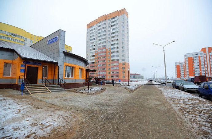 В микрорайоне «Мельников Луг» открылось почтовое отделение