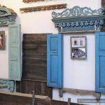 Выставка деревянной городской архитектуры Гомеля