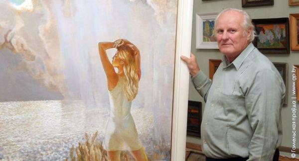 Живопись Роберта Ландарского в галерее Г. Х. Ващенко