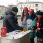 Праздничная лихорадка любви захватила 14 февраля областной центр