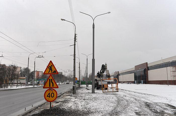 «МандаринПлаза» до своего открытия реконструирует часть Речицкого проспекта