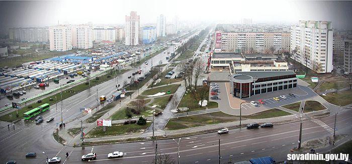 На Речицком проспекте всё-таки построят центр по продаже автозапчастей