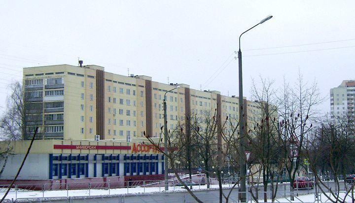 Улицы Советского района. Путешествие 2-е: улица Быховская