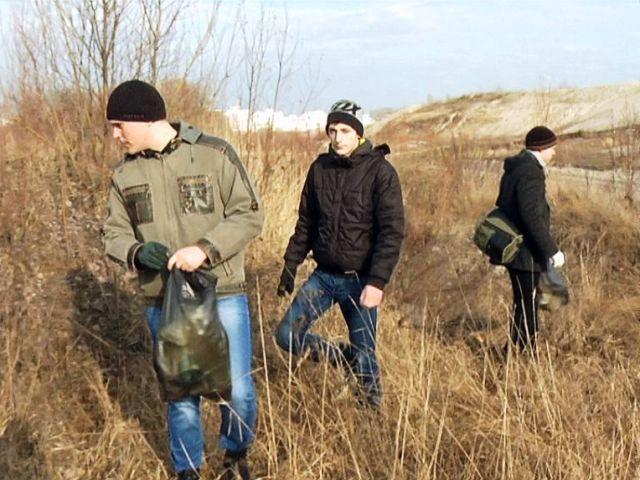 Акцию «Наведём порядок сами» провели в Центральном районе Гомеля