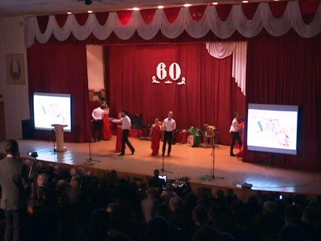 Гомельскому машиностроительному колледжу исполнилось 60 лет