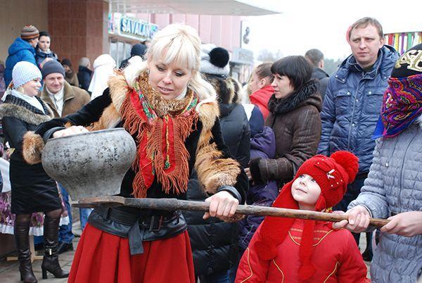 Масленица 2015 в Советском районе