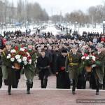 Митинг, посвящённый Дню памяти воинов-интернационалистов