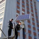 Почему улицу Кожара больше не освещают фонари на солнечных батареях?