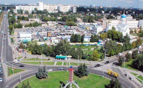 Рынок «Быховский» переедет на Шведскую горку, а на его месте будет «Алми»