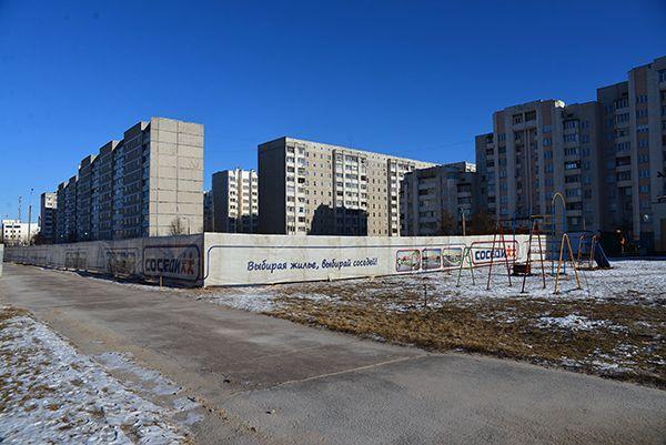 В Гомеле началось строительство первого супермаркета сети «Соседи»