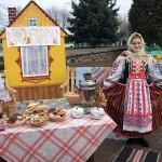 В Советском районе отметили Масленицу