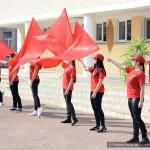 На базе гимназии № 36 стартовала открытая городская акция «Школьный дворик и я»