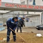 Благоустроить общественные места в Советском районе помогут предприятия