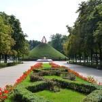 На субботнике в парке Фестивальном высадят аллею в честь 70-летия Победы