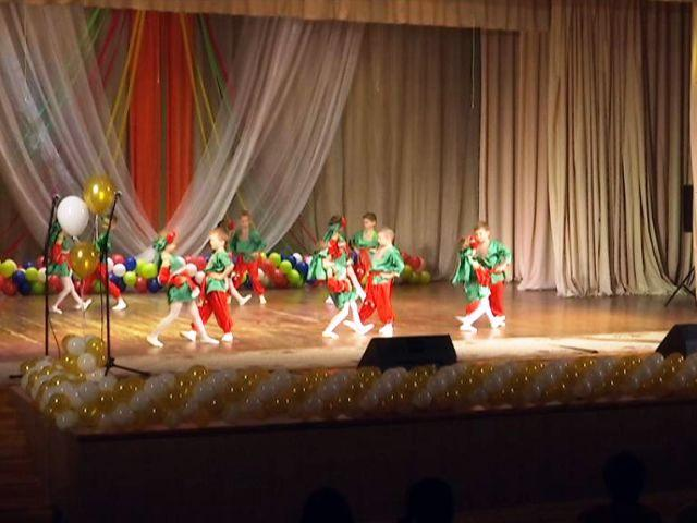 В ДШИ №5 свои таланты представили воспитанники детских садов
