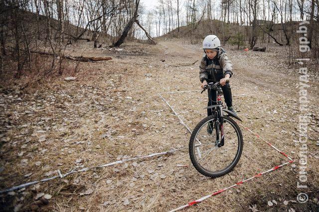 В Гомеле прошли соревнования по велосипедному туризму «Колокола Чернобыля»