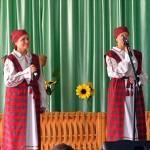 В Новобелице прошёл смотр художественной самодеятельности