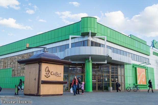Возле «Алми» на Мазурова заработала «кофемолочка»