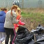 Акцию «Чистый водоём» поддержали в Центральном районе Гомеля
