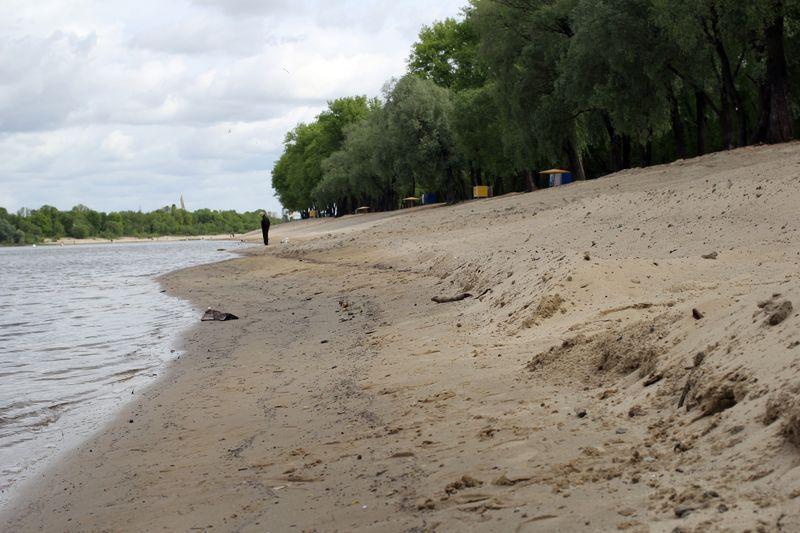 Каким будет гомельский центральный пляж в этом купальном сезоне?