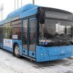 Общественный транспорт будут переводить на газ