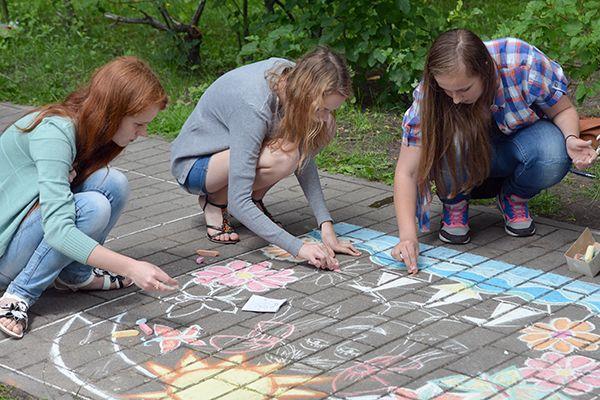 В Фестивальном парке 1 июня пройдет районный праздник для детей