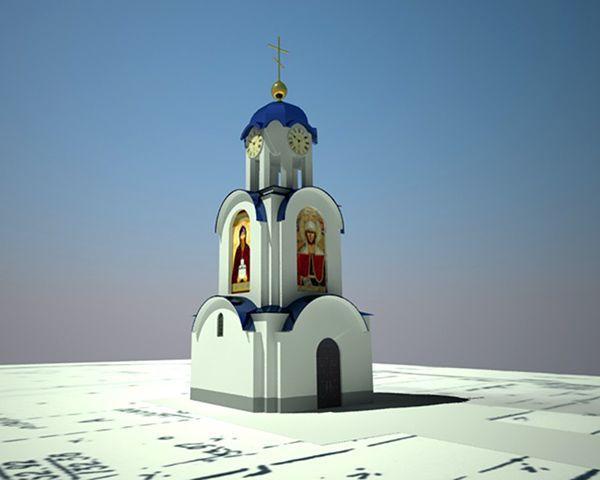 В Гомеле ищут место для православной звонницы