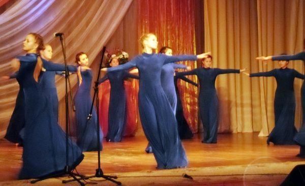 """Концерт хореографического ансамбля """"Freedom"""""""