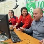 На радио «Гомель Плюс» появилось новое интерактивное шоу «Разное утро»
