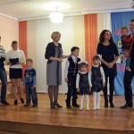 В Новобелицком районе Гомеля выбирали лучшую молодую семью