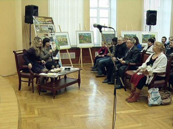 Клуб молодых литераторов Гомеля представил сразу три новые книги