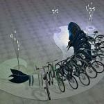 «Гомельские ведомости» проводят конкурс на лучший дизайн велопарковки