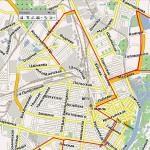 Госавтоинспекция предложила создать сеть велодорожек в городе