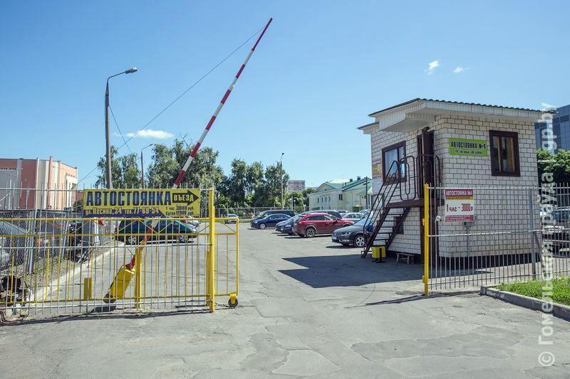 """Корреспондент """"ГП"""" выяснял, как решить проблему парковок"""