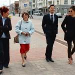 Новое руководство Клермон-Феррана намерено расширить сферы сотрудничества с Гомелем