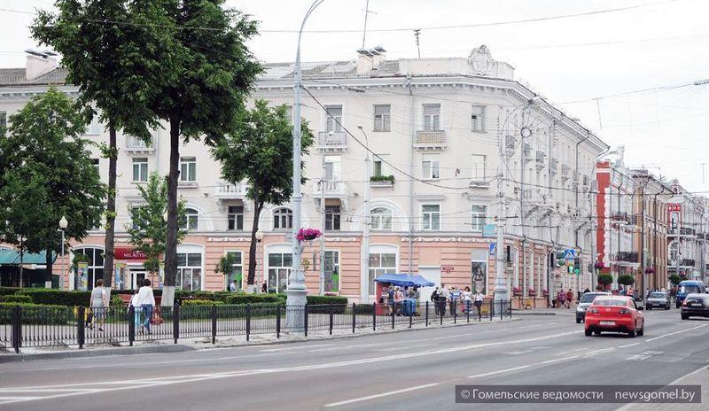 В центре Гомеля на один пешеходный переход стало меньше