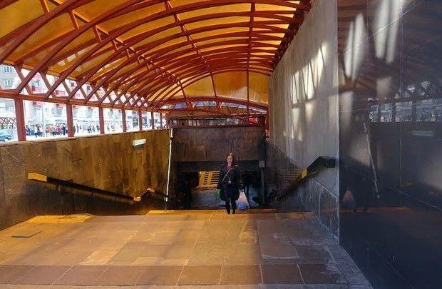 За ремонт в подземном переходе возле «Универмага» подписались 928 человек