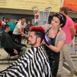 Будущие парикмахеры из Гомеля успешно выступили на конкурсе «Минский вернисаж»