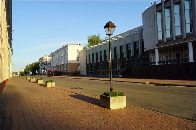 История названия улицы Ланге