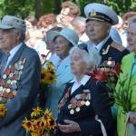 На Кургане Славы прошёл митинг памяти