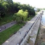 «Новый Гомель» собирает подписи за установку биотуалетов вдоль набережной