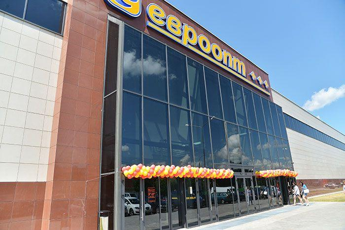 Самый большой «Евроопт» в Гомеле открылся на площадях «Мандарина»