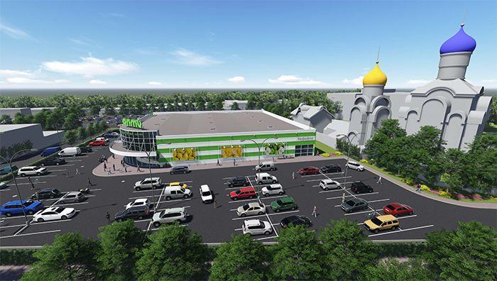 В Советском районе запланировано строительство двух «Алми»