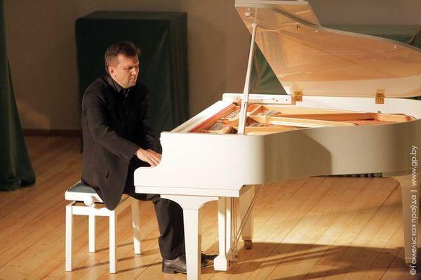 28 ноября в Гомеле прошел концерт «Сергей Рахманинов. К 140-летию композитора»