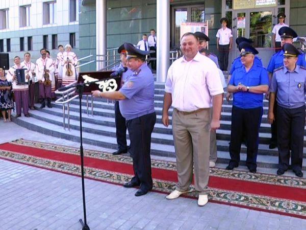 Центр профподготовки и прикладных видов спорта открылся в Гомеле