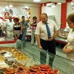 Гомельский мясокомбинат расширяет сеть фирменных магазинов