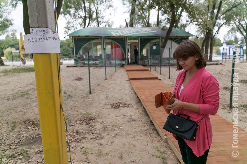 Корреспондент «ГП» выяснила: нравится ли гомельчанам идея платного пляжа?