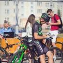 """""""Накататься вдоволь"""": в Гомеле прошла первая велосуббота"""
