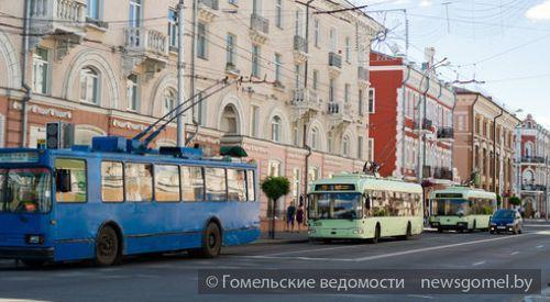 Общественный транспорт в Гомеле: новые маршруты, инфраструктура и безопасность